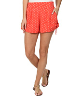 Free People - Printed Tie Short