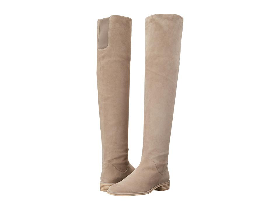 Stuart-Weitzman---Rockerchic--(Fossil-Suede)-Womens-Pull-on-Boots