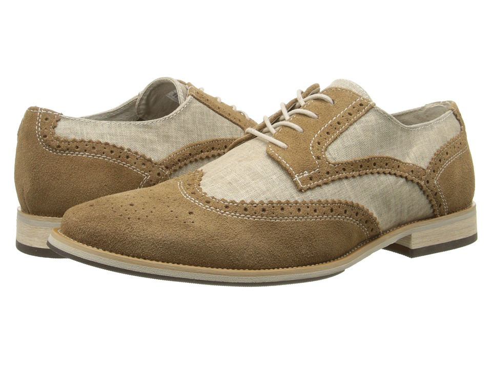 Giorgio Brutini - Vento Tan Mens Shoes $69.00 AT vintagedancer.com
