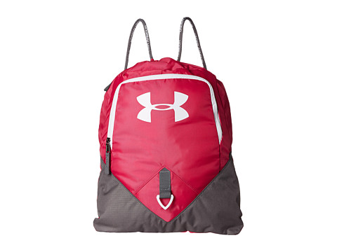 Under Armour UA Undeniable Sackpack - Tropic Pink/Graphite/White