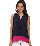 Hatley - Silk Sleeveless Blouse