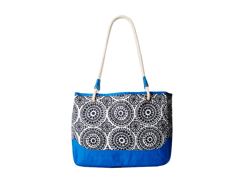 Hatley - Beach Bag (Mosaic Navy) Bags