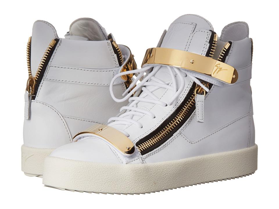 Giuseppe Zanotti RS5029 Bianco Womens Shoes