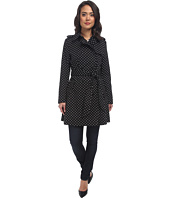 LAUREN by Ralph Lauren - Polka Dot Trench