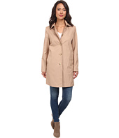 LAUREN by Ralph Lauren - Hooded Rain Coat