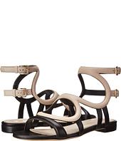 Sergio Rossi - Arabesque Flat Sandal