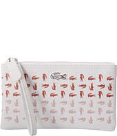 Lacoste - L.12.12 Concept Croc Clutch Bag