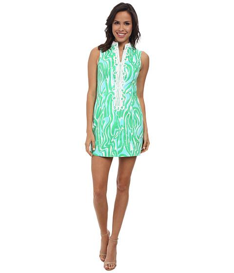 Lilly Pulitzer Shift Dress Pattern Design