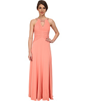 Calvin Klein - Draped Bodice with Neck On Beading On Neck CD5B1832