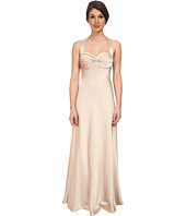 Calvin Klein - Crossback Satin Gown CD5B1852