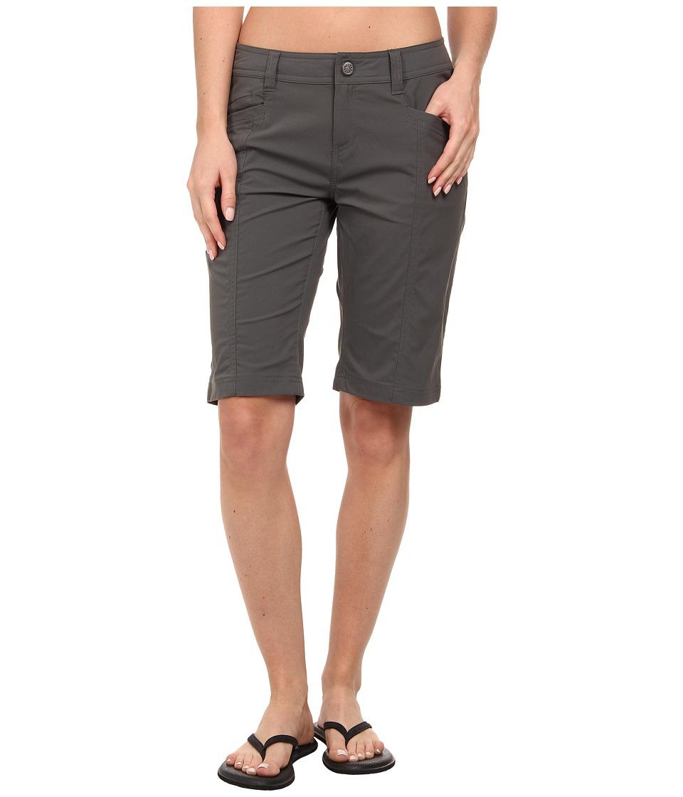Royal Robbins Discovery Bermuda Charcoal Womens Shorts