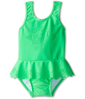 Seafolly Kids - Flutter Bye Peplum Tank (Infant/Toddler/Little Kids)