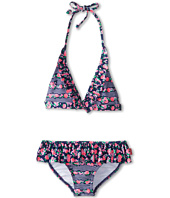 Seafolly Kids - Rosie Lane 70's Halter Bikini Set (Toddler/Little Kids)