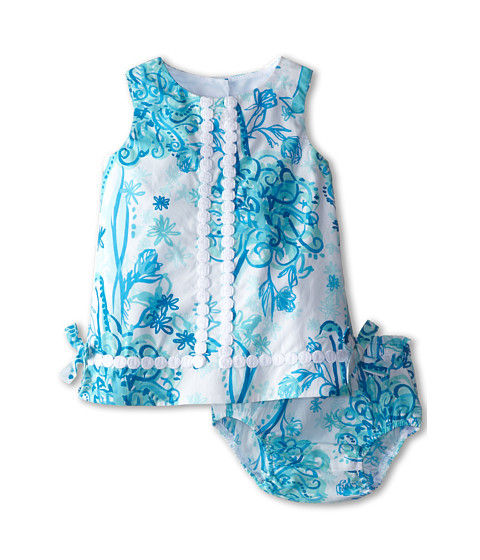 Lilly Pulitzer Kids Baby Lilly Shift Dress Infant Resort