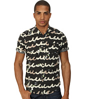 Scotch & Soda - Miami Print S/S Shirt