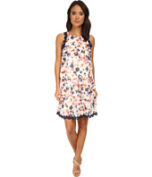Jessica Simpson - Floral Chiffon Two-Piece Dress Set