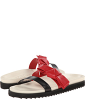 Alexander McQueen - Flat Slide Sandal w/ Bow