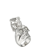 Alexander McQueen - Skull Punk Fish Small Ring