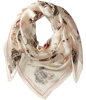 Alexander McQueen - Mask Square Scarf