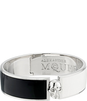 Alexander McQueen - Skull Button Cuff
