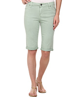 Liverpool - Pigment-Dyed Stretch Twill Maggie Bermuda Short