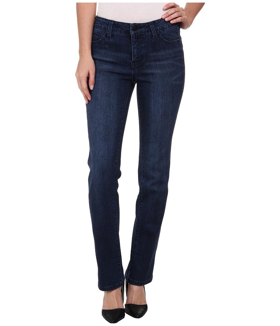 Liverpool - Saguaro Astrid Crop (Dark Blue) Women's Clothing