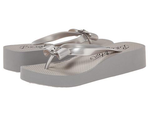 Brighton Bow Tie - Silver