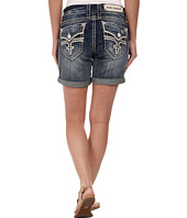 Rock Revival - Luz Rh12 Easy Short in Dark Indigo