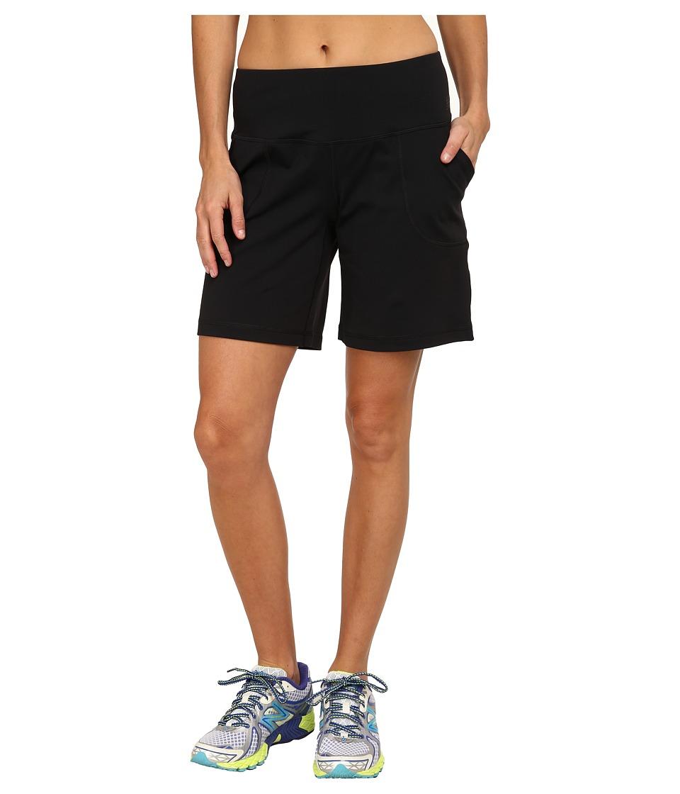 New Balance - Premium Performance 8 Short (Black) Womens Shorts
