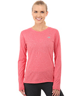 New Balance - Heathered Long Sleeve Tee