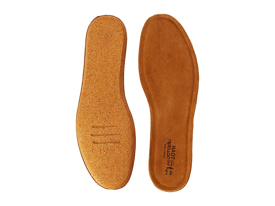 Naot Footwear FB22 Executive Replacement Footbed Natural Mens Insoles Accessories Shoes