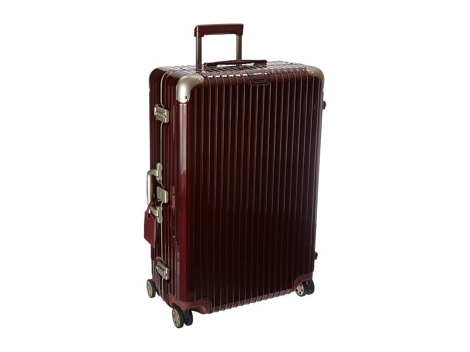 Rimowa Limbo 32 Multiwheel Carmona Red Luggage