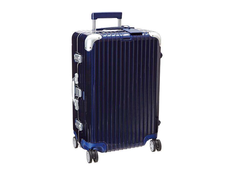 Rimowa Limbo 26 Multiwheel Night Blue Suiter Luggage