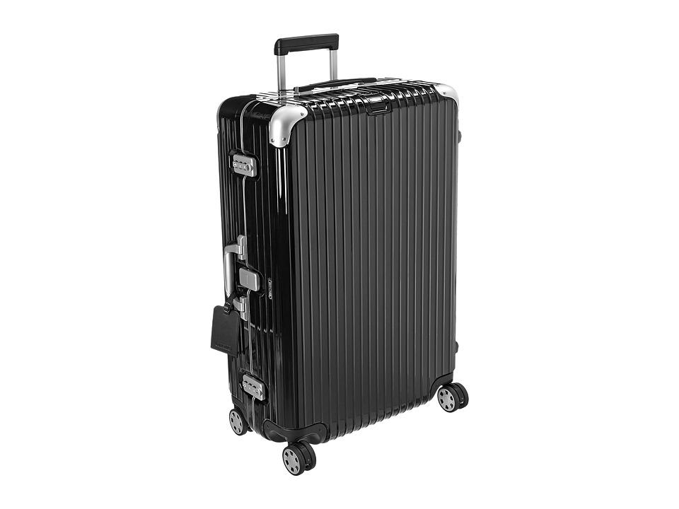 Rimowa Limbo 32 Multiwheel Black Luggage