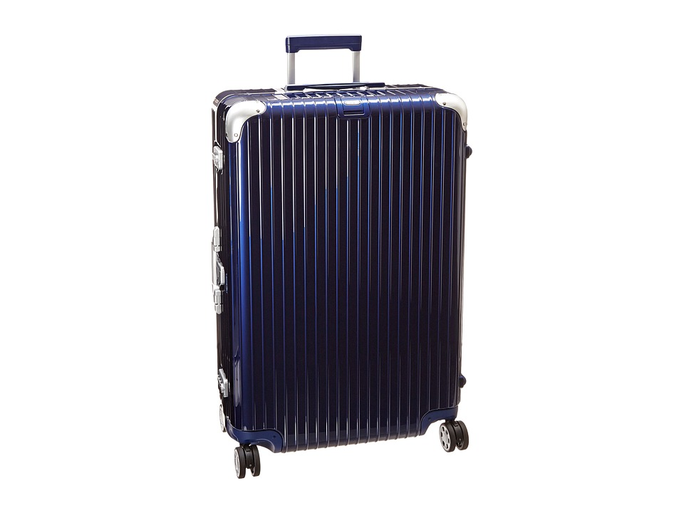 Rimowa - Limbo - 32 Multiwheel(r) (Night Blue) Luggage