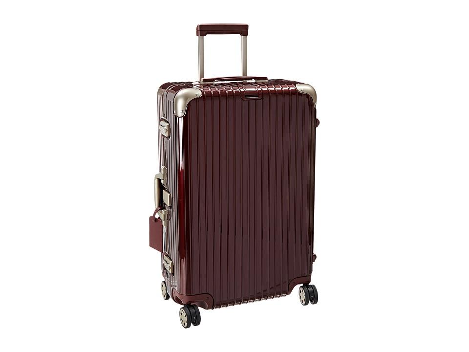 Rimowa Limbo 29 Multiwheel Carmona Red Luggage