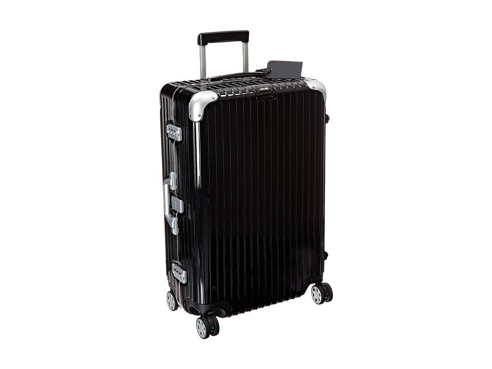 Rimowa Limbo 29 Multiwheel Black Luggage