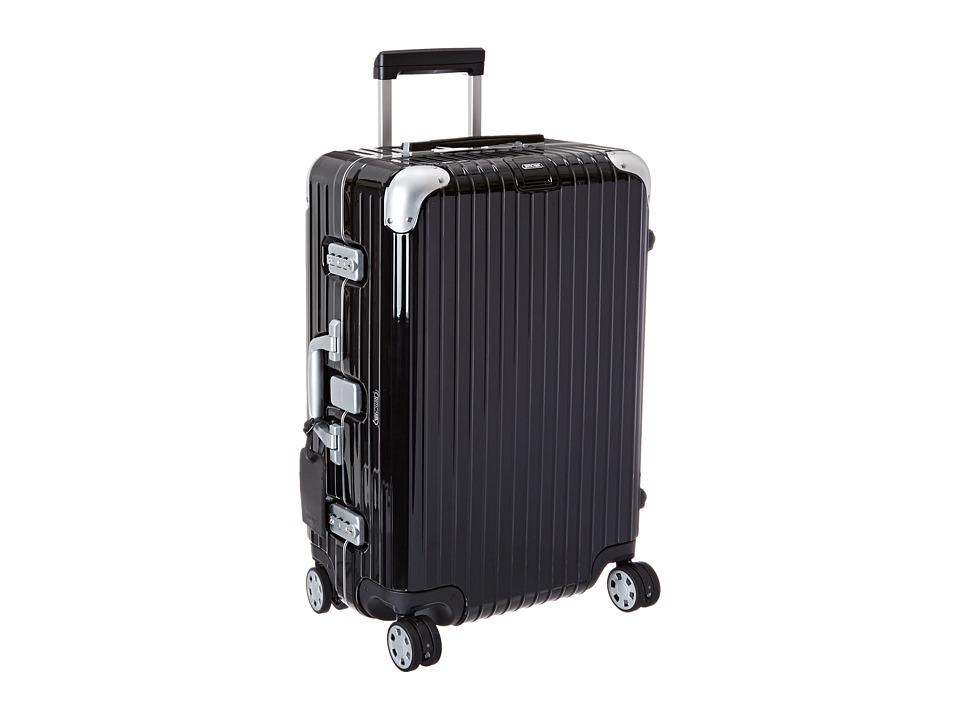 Rimowa Limbo 26 Multiwheel Black Suiter Luggage