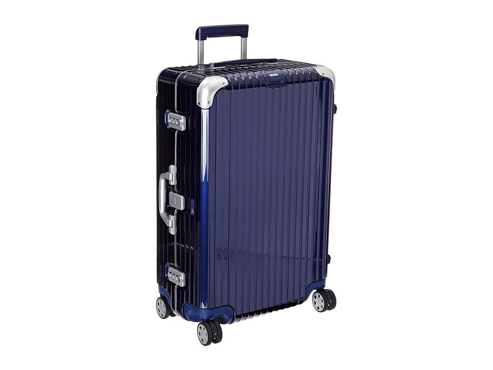 Rimowa Limbo 29 Multiwheel Night Blue Luggage