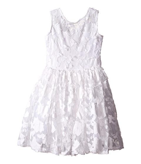 fiveloaves twofish Pretty In White Dress (Little Kids/Big Kids)