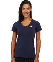 New Balance - Tournament Short Sleeve Burnout Top