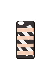 Marc by Marc Jacobs - Card Slot Donut Stripe iPhone® 6 Case