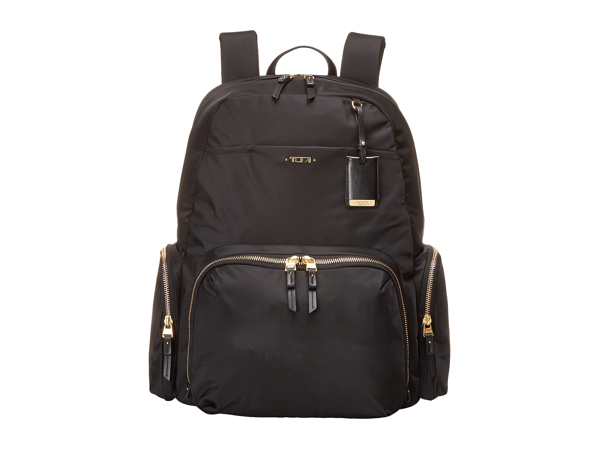 Tumi Voyageur Calais Backpack Black Zappos Com Free