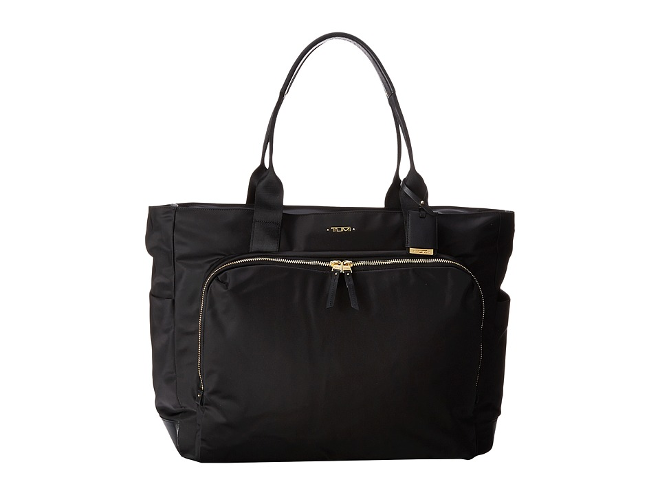 TUMI Voyageur Mansion Carry-All (Black) Bags