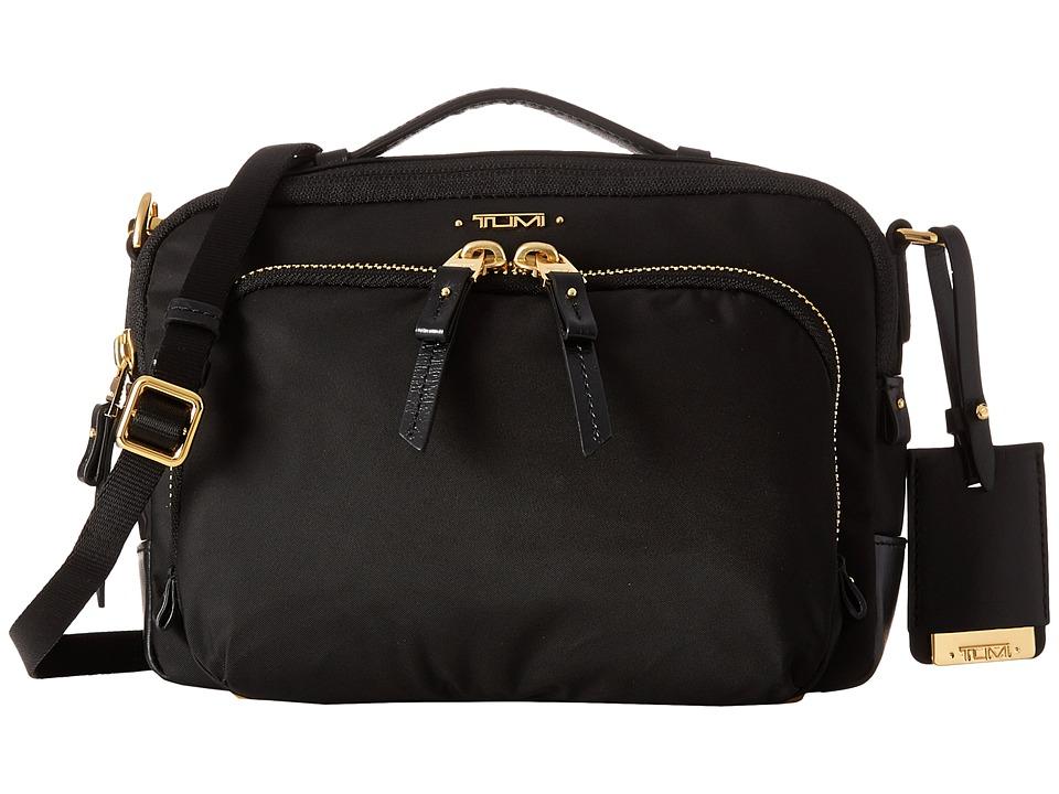 Tumi - Voyageur Luanda Flight Bag (Black) Bags
