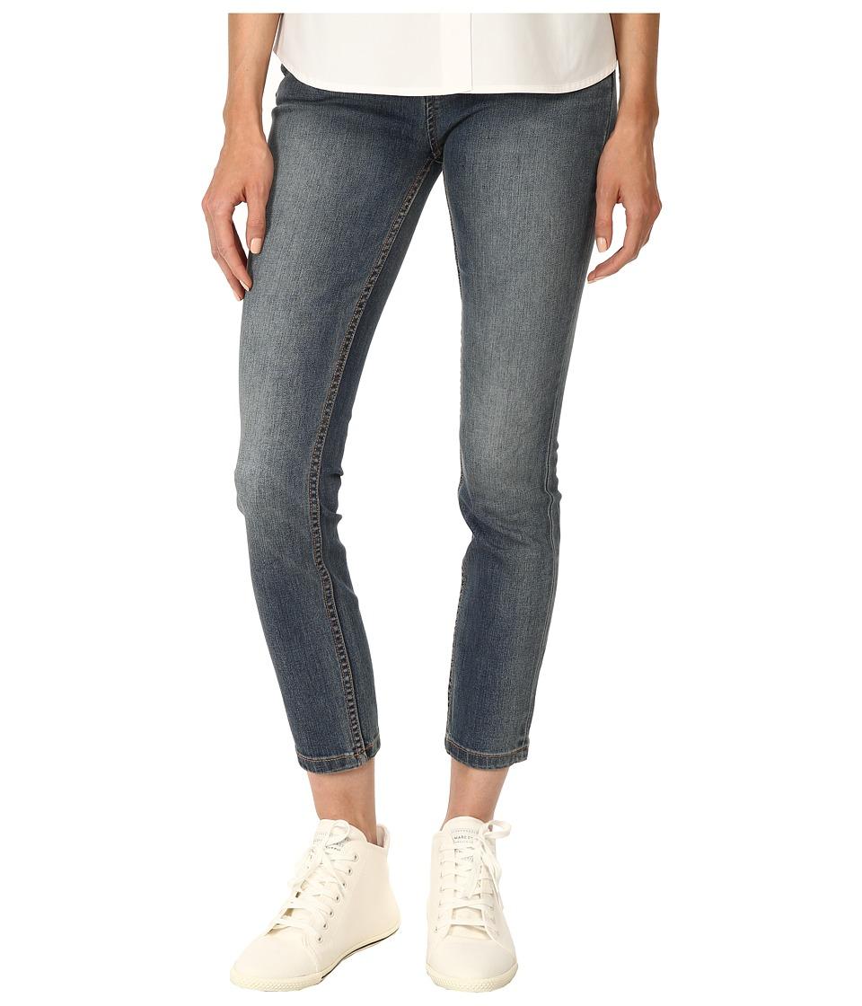 Marc by Marc Jacobs Ella Skinny Crop Vintage Blue Womens Jeans