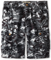 Lucky Brand Kids - Quality Camo Cargo Shorts (Big Kids)