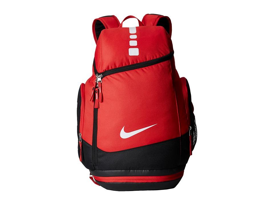 Nike - Hoops Elite Max Air Team Backback (University Red/Black/White) Backpack Bags
