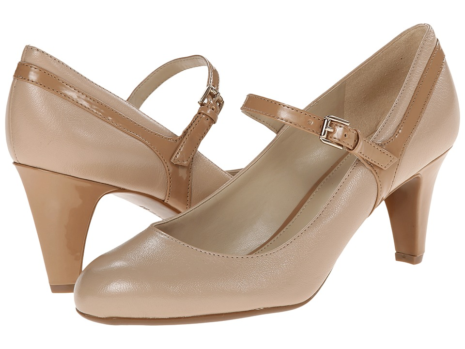 Naturalizer - Orianne Tender Taupe Womens Shoes $99.00 AT vintagedancer.com
