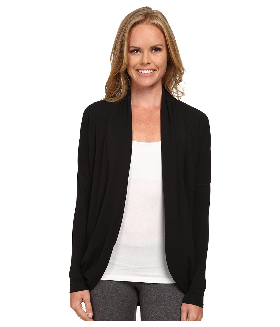 Lucy Enlightening Wrap Lucy Black Womens Long Sleeve Pullover